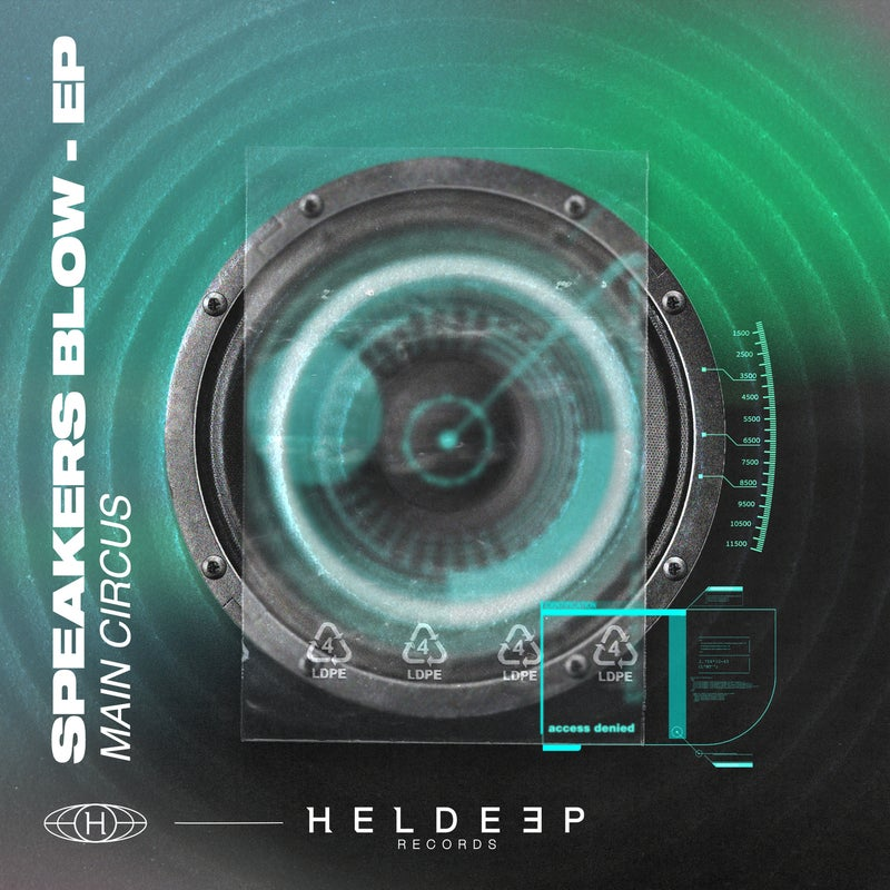 Speakers Blow - EP (Extended Mixes)