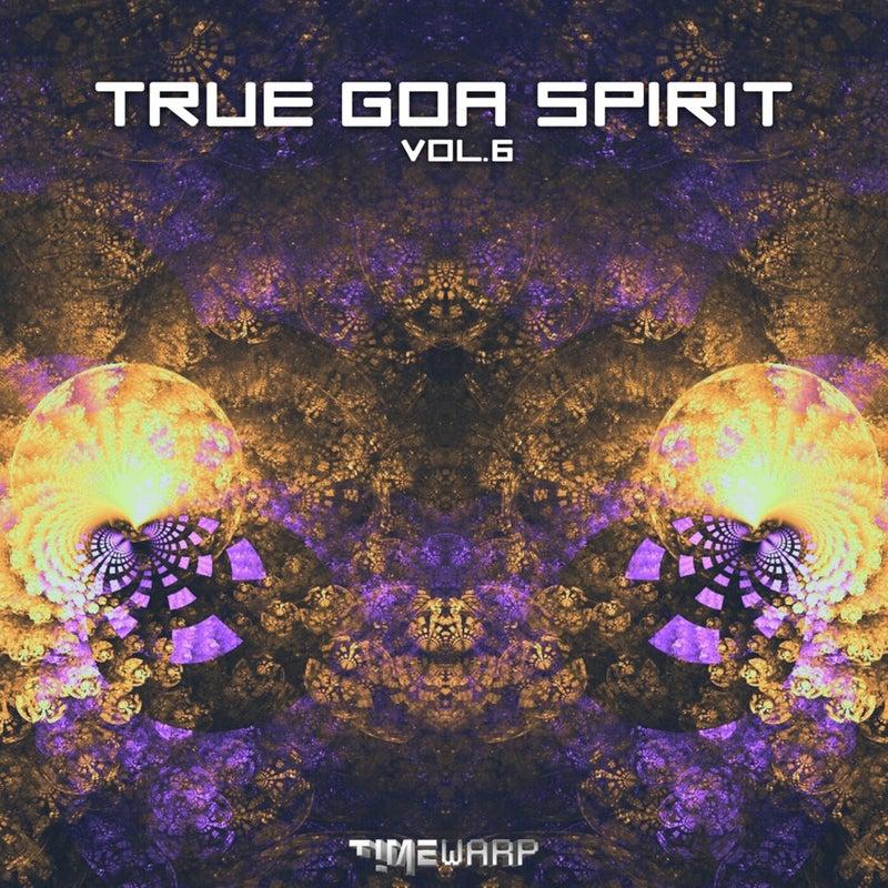 True Goa Spirit, Vol. 6