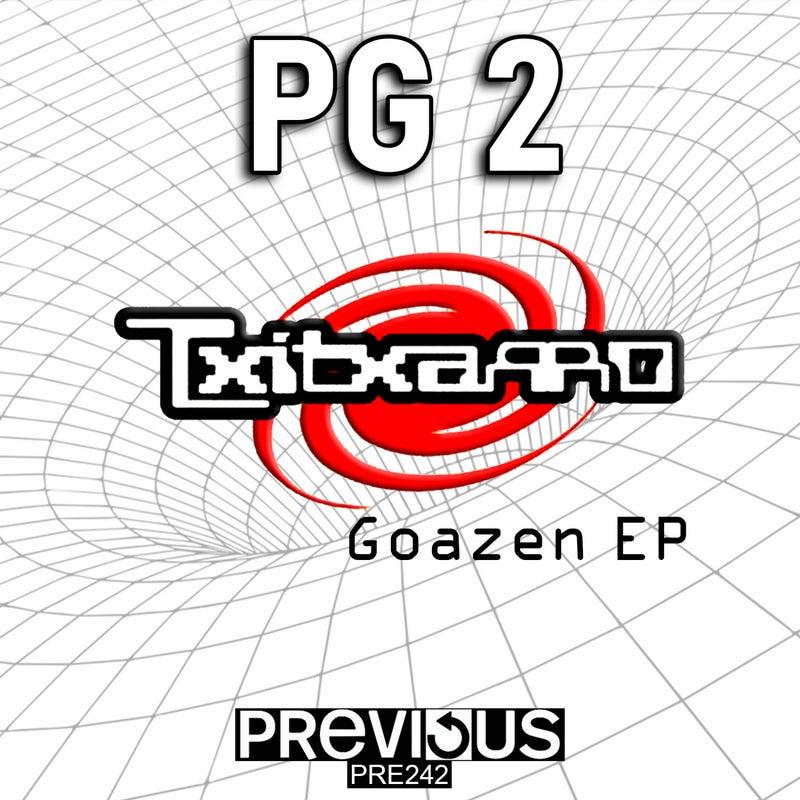 Txitxarro Goazen EP