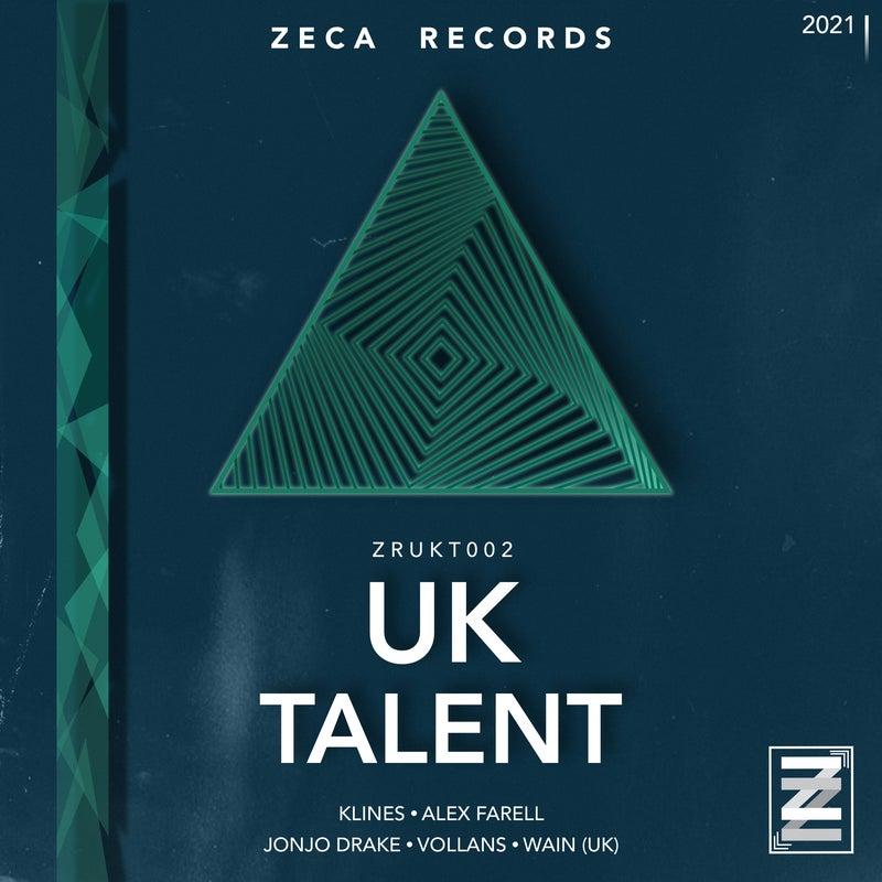 Zeca UK Talent, Vol. 2