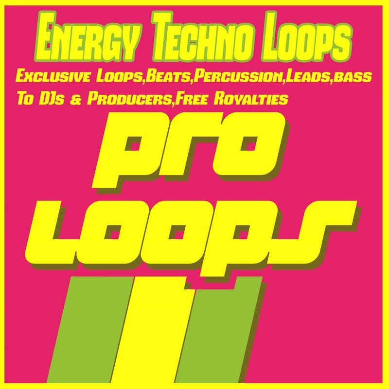 Energy Techno Loops