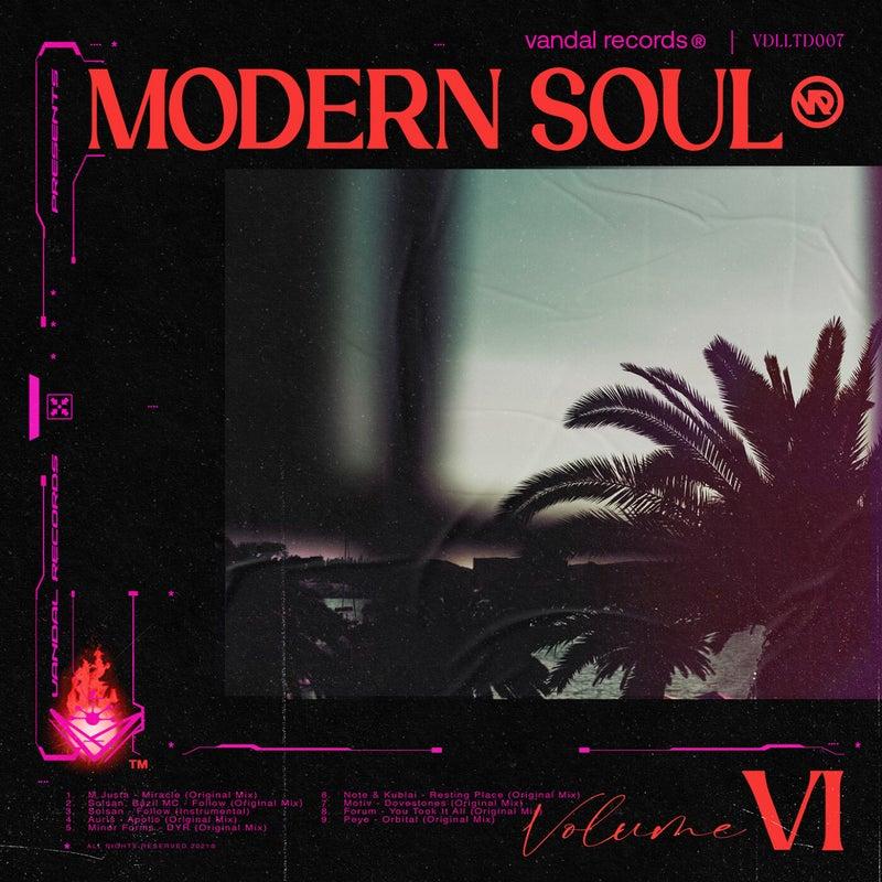 Modern Soul 6 LP