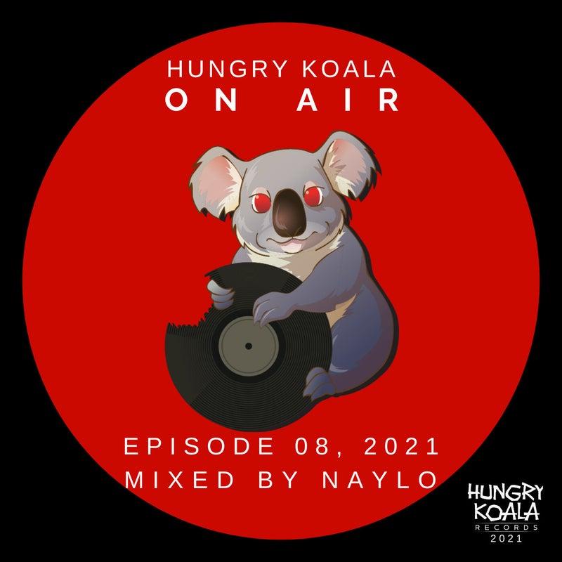 Hungry Koala On Air 008, 2021