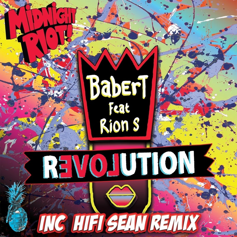 Revolution (feat. Rion S)