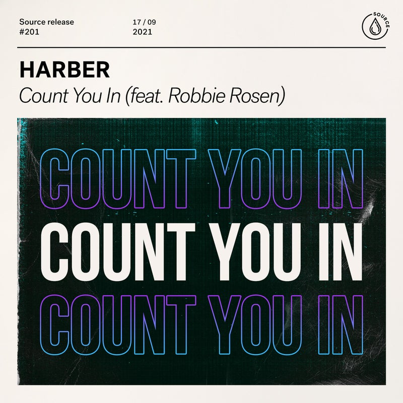 Count You In (feat. Robbie Rosen) [Extended Mix]