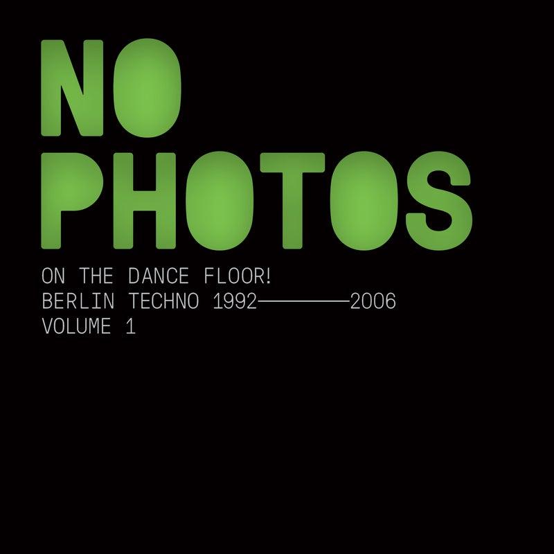 No Photos On The Dancefloor