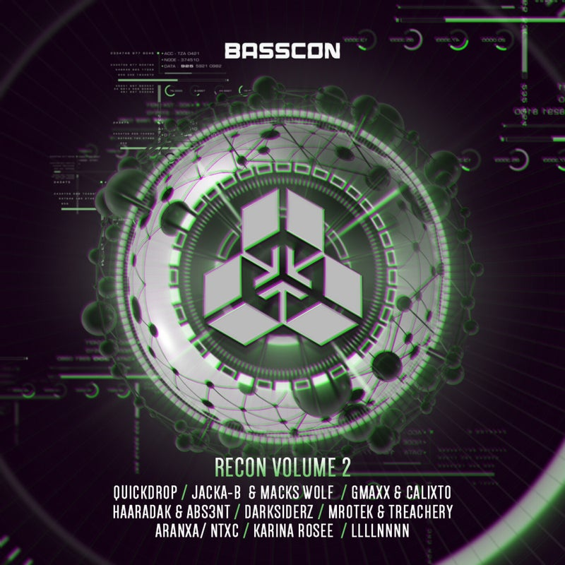 Basscon: Recon Volume 2