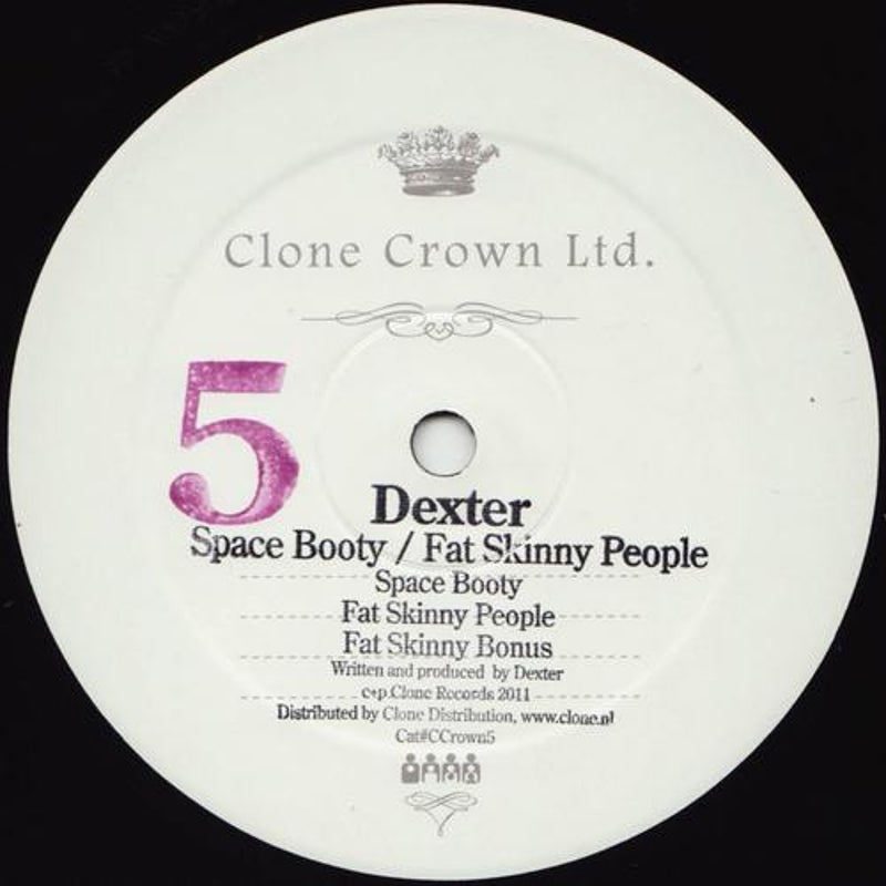 Space Booty / Fat Skinny People