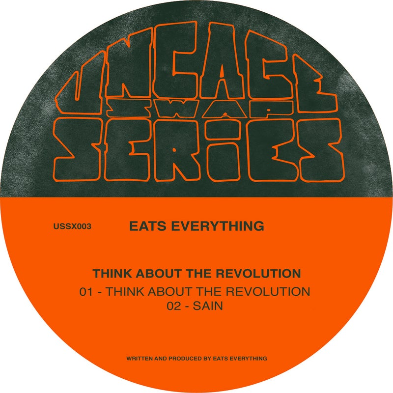 Think About The Revolution EP
