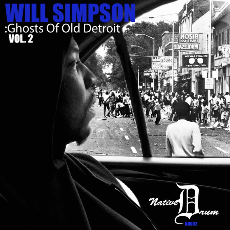 Ghosts of Old Detroit Vol 2