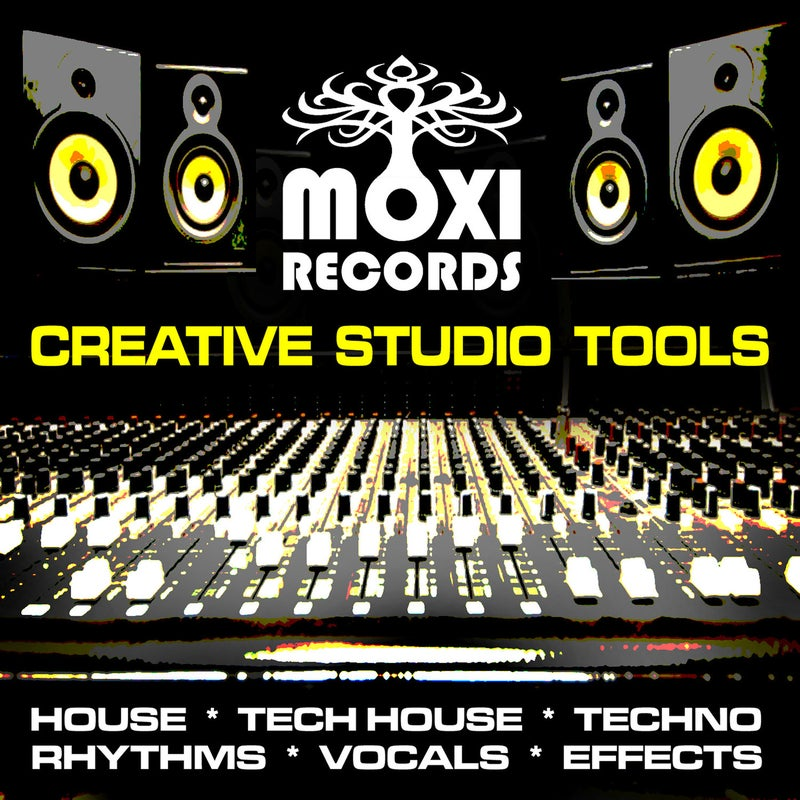 Moxi Creative Studio Tools Vol 11