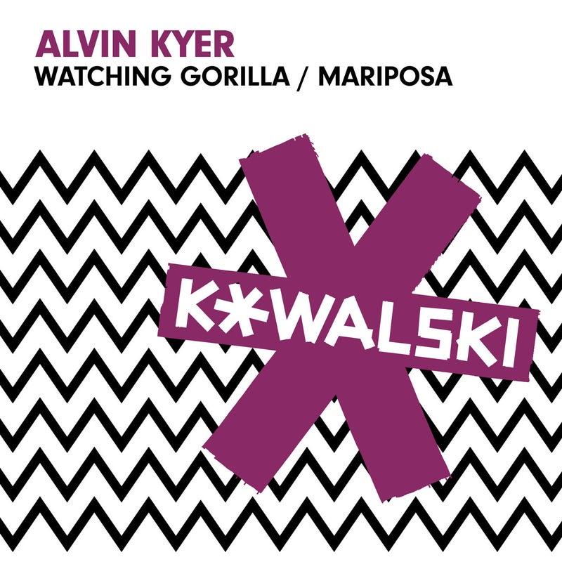 Watching Gorilla / Mariposa