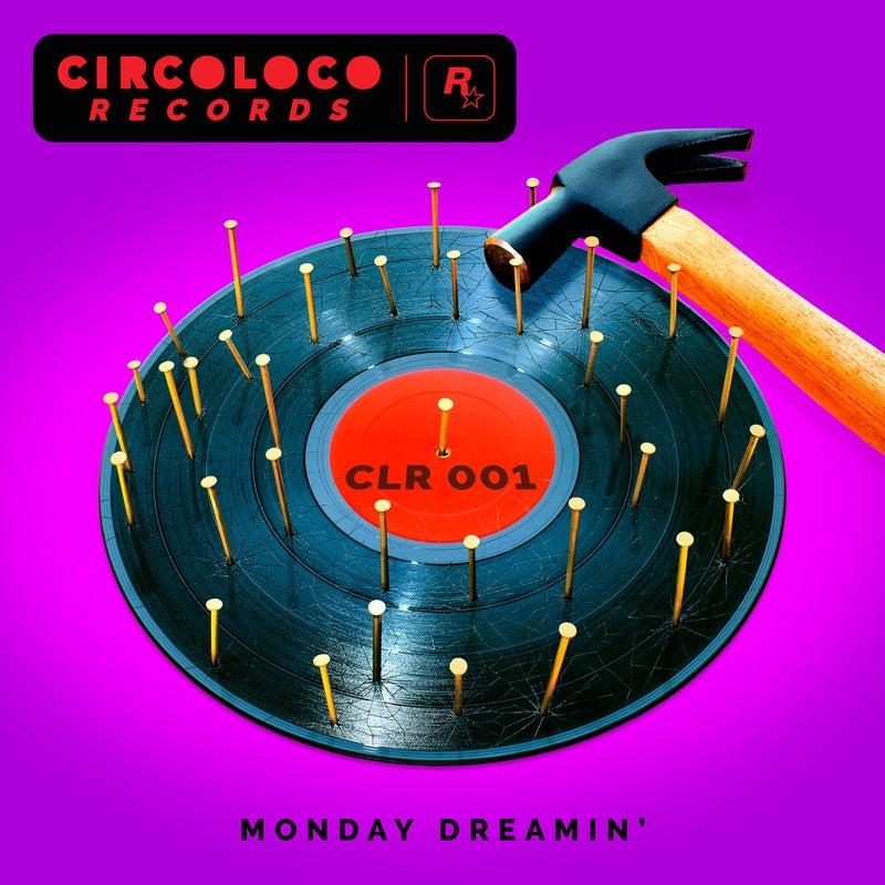 Monday Dreamin' Violet EP