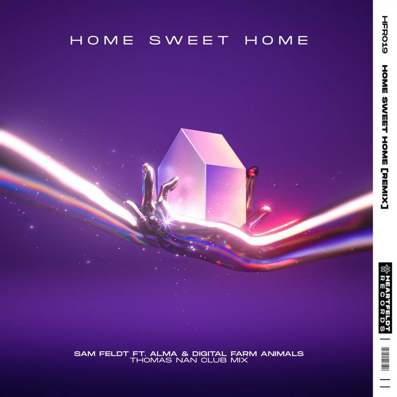 Home Sweet Home (feat. ALMA & Digital Farm Animals) [Thomas Nan Extended Club Mix]