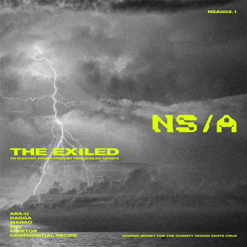 The Exiled - An Electro Compilation By Venezuelan Artists Raising Money for the Charity Hogar Santa