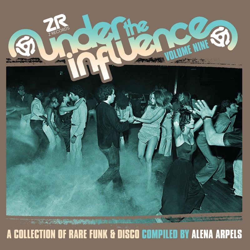 Under The Influence Vol.9 Compiled By Alena Arpels [Digital Sampler]