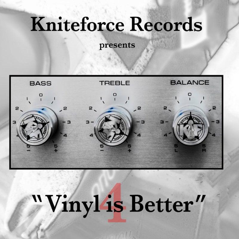 Vinyl Is Better, Vol. 4