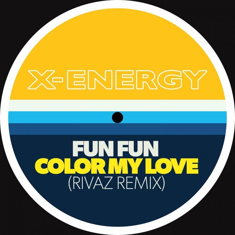 Color My Love (Rivaz Remix)