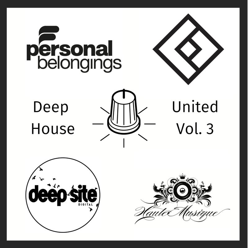 Deep House United, Vol. 3