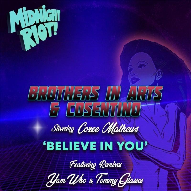 Believe in You (feat. Coree Mathews)