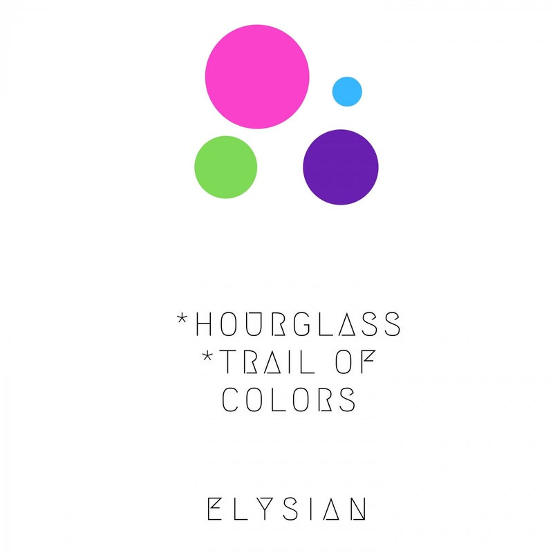 Hourglass-Trail Of Colors