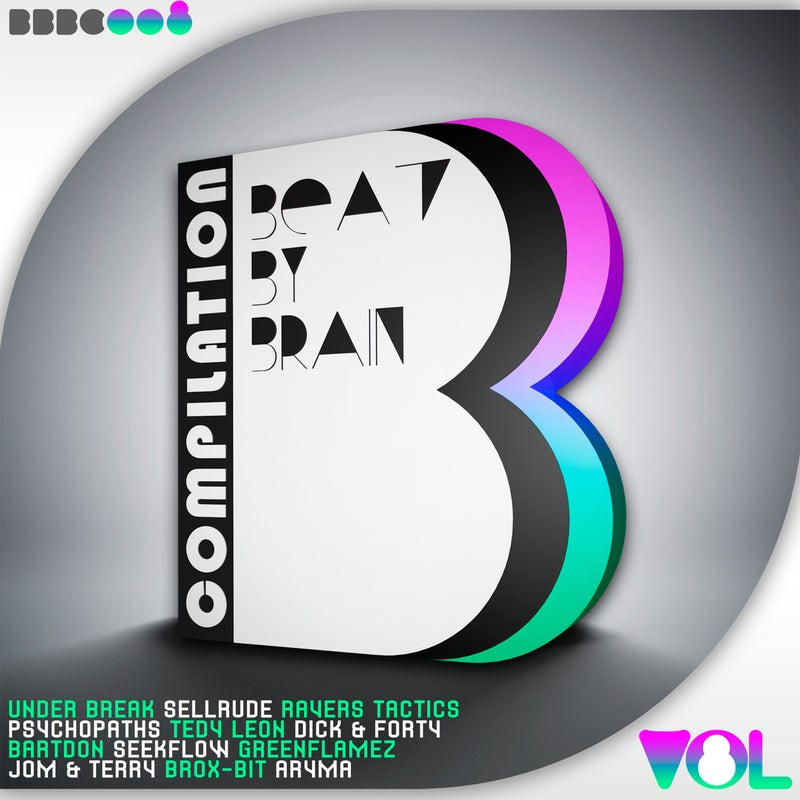 Beat By Brain Compilation, Vol. 8