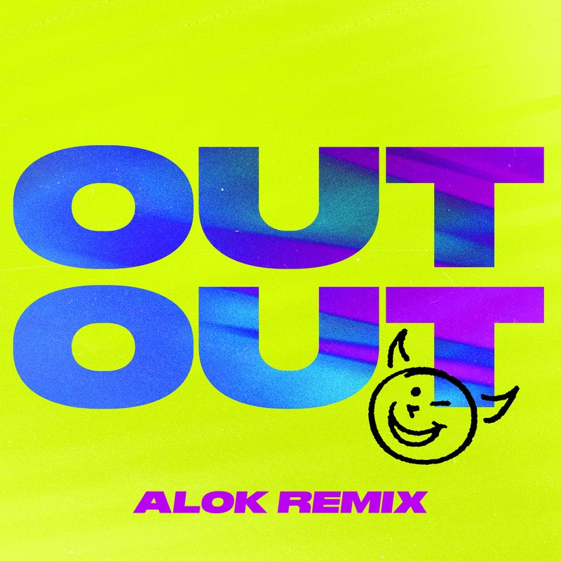 OUT OUT (feat. Charli XCX & Saweetie) [Alok Extended Remix]