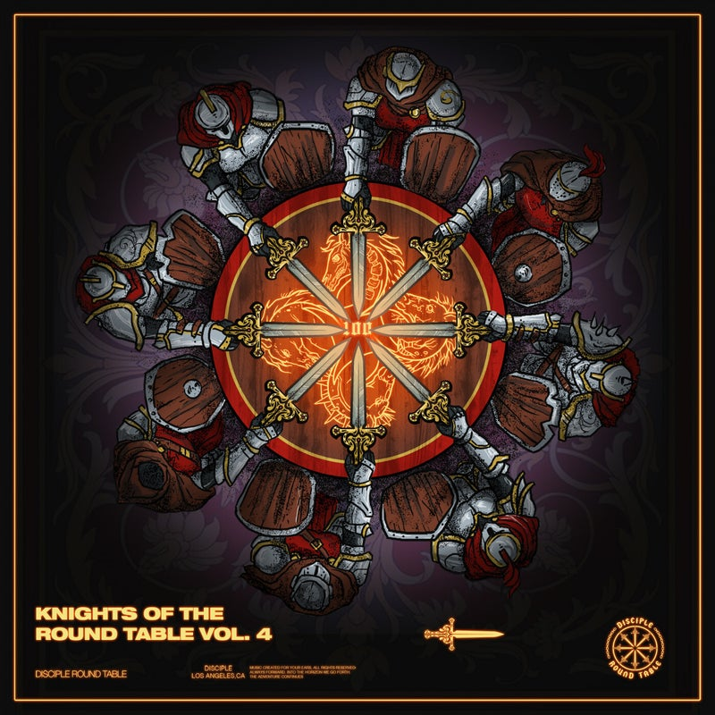 Knights Of The Round Table Vol. 4