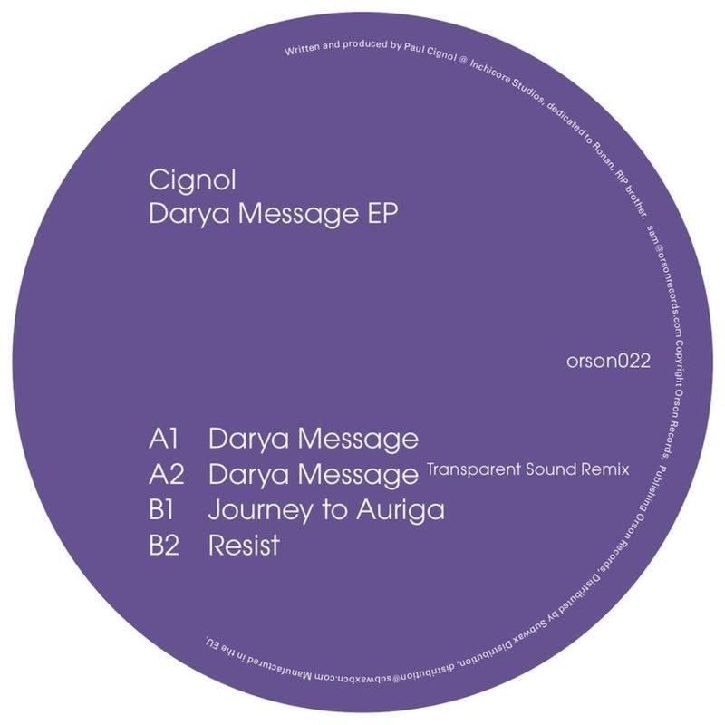 Darya Message