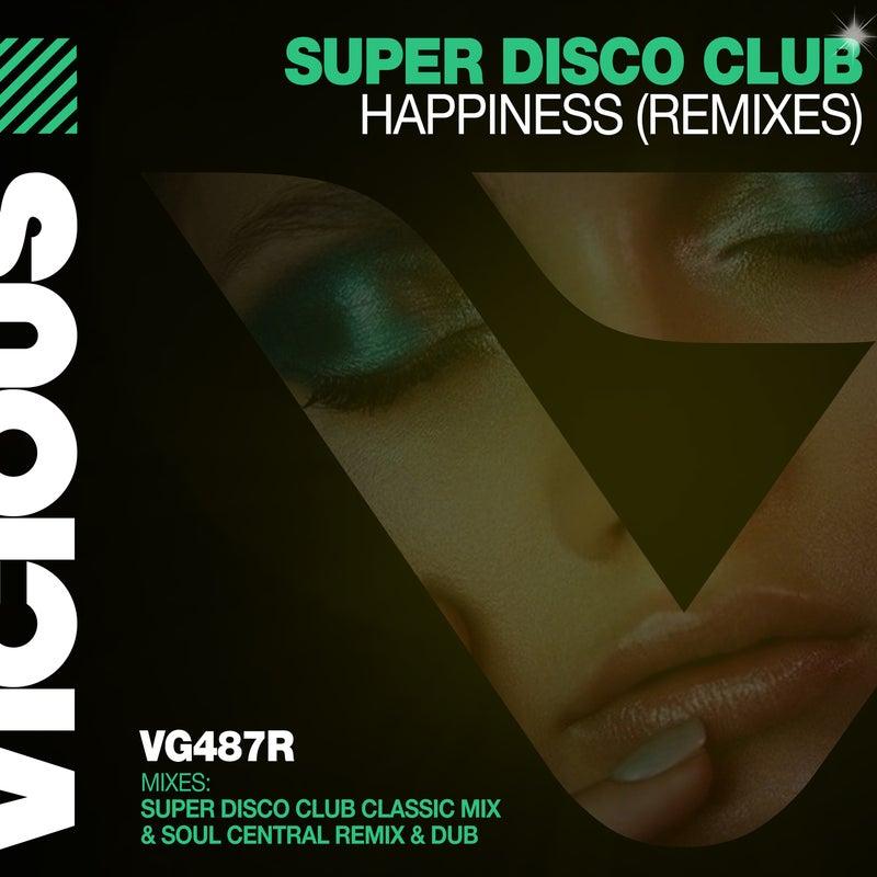 Happiness (ft. Sadako Pointer)