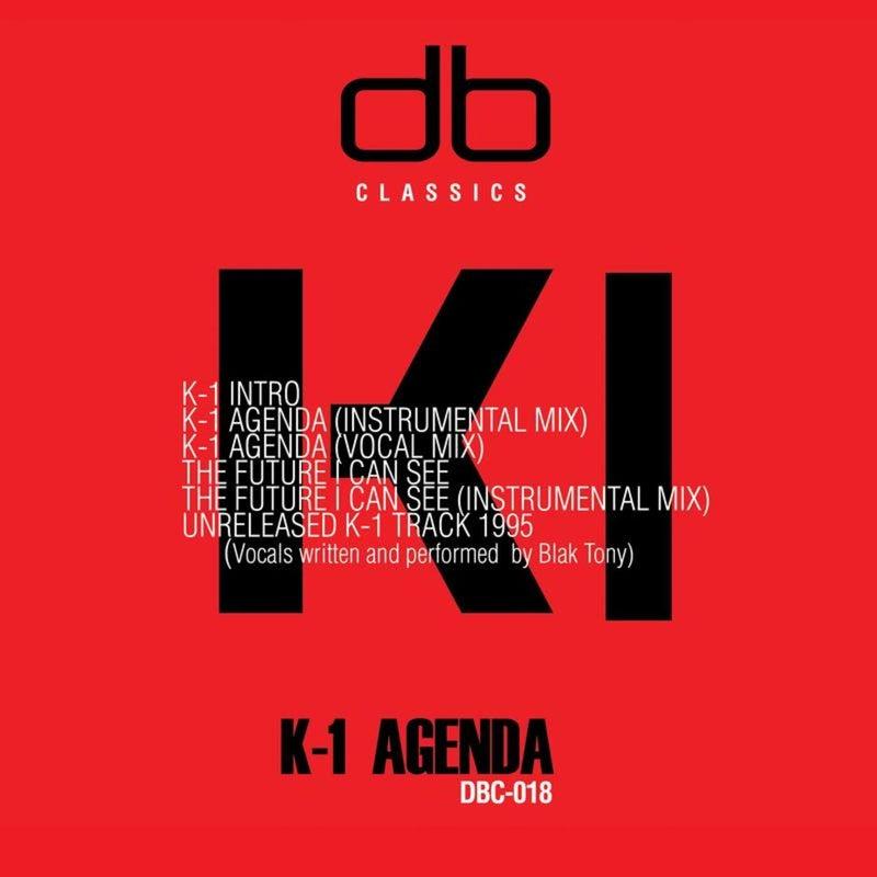 K-1 AGENDA EP