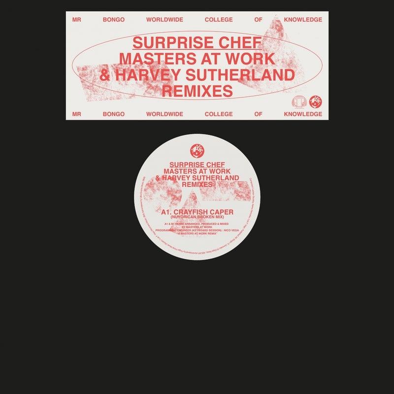 Masters at Work & Harvey Sutherland (Remixes)