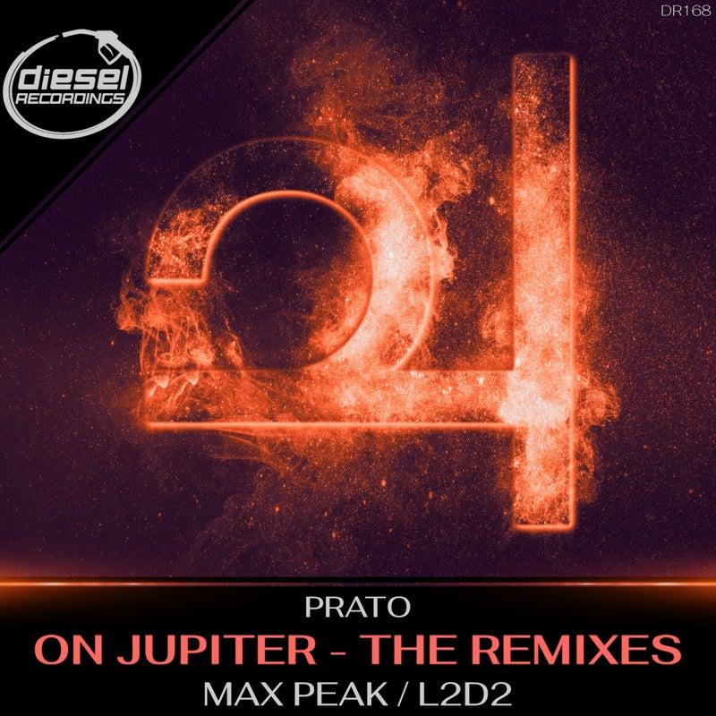 On Jupiter - The Remixes