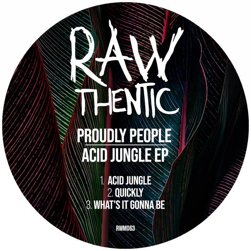 Acid Jungle EP