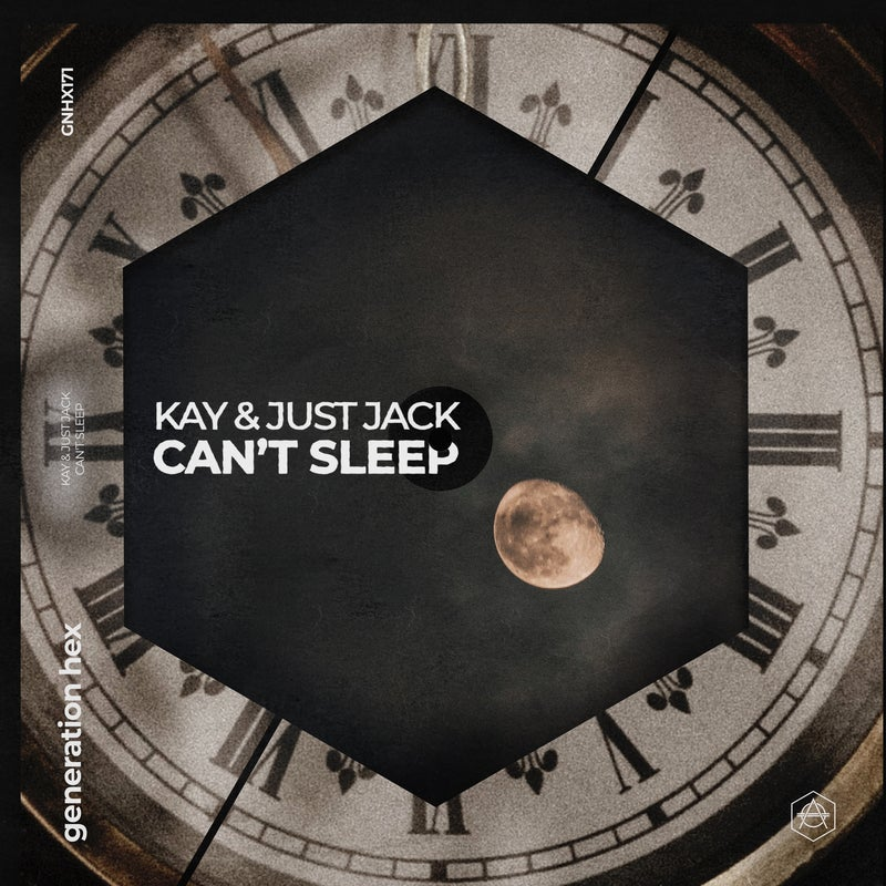 Can't Sleep - Extended Mix