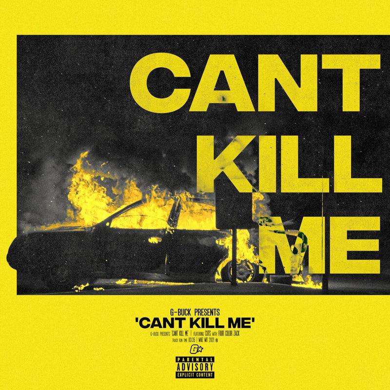 Can't Kill Me (feat. Four Color Zack)