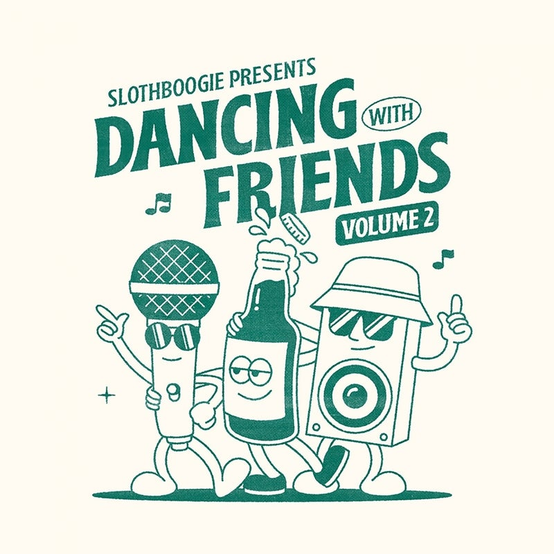 Slothboogie Presents Dancing with Friends, Vol. 2