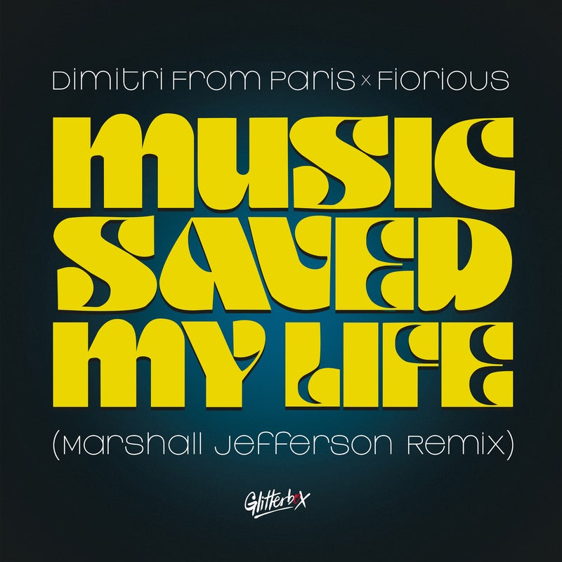 Music Saved My Life - Marshall Jefferson Extended Remix