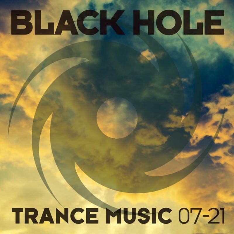 Black Hole Trance Music 07-21