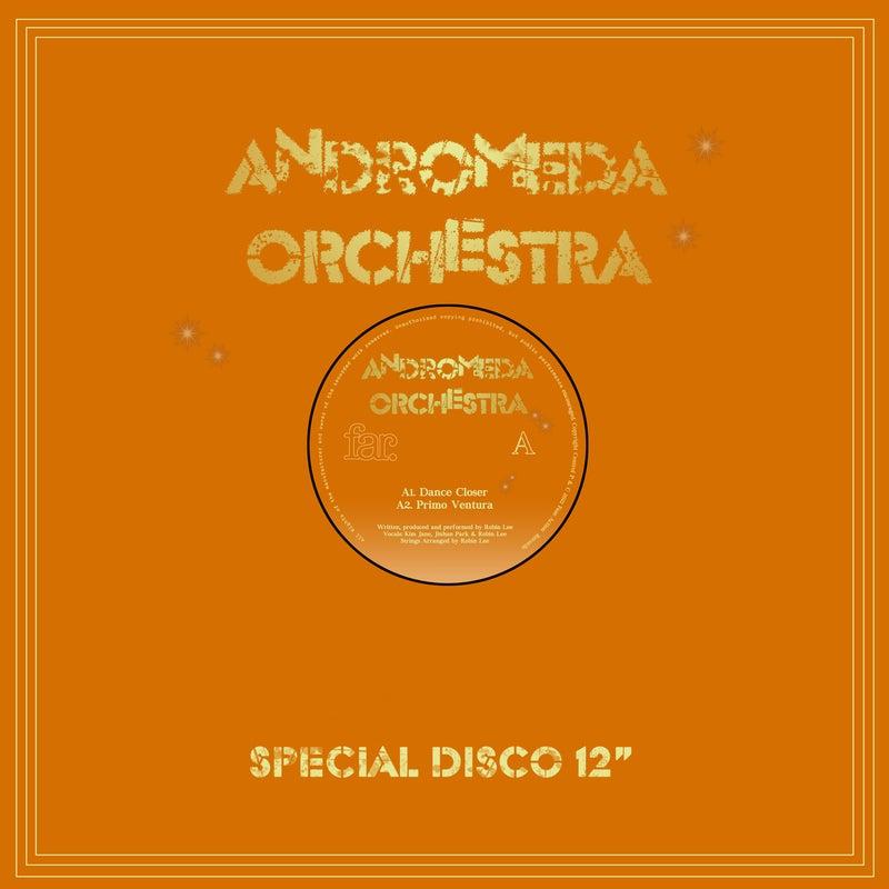 Andromeda Orchestra - Dance CLoser EP