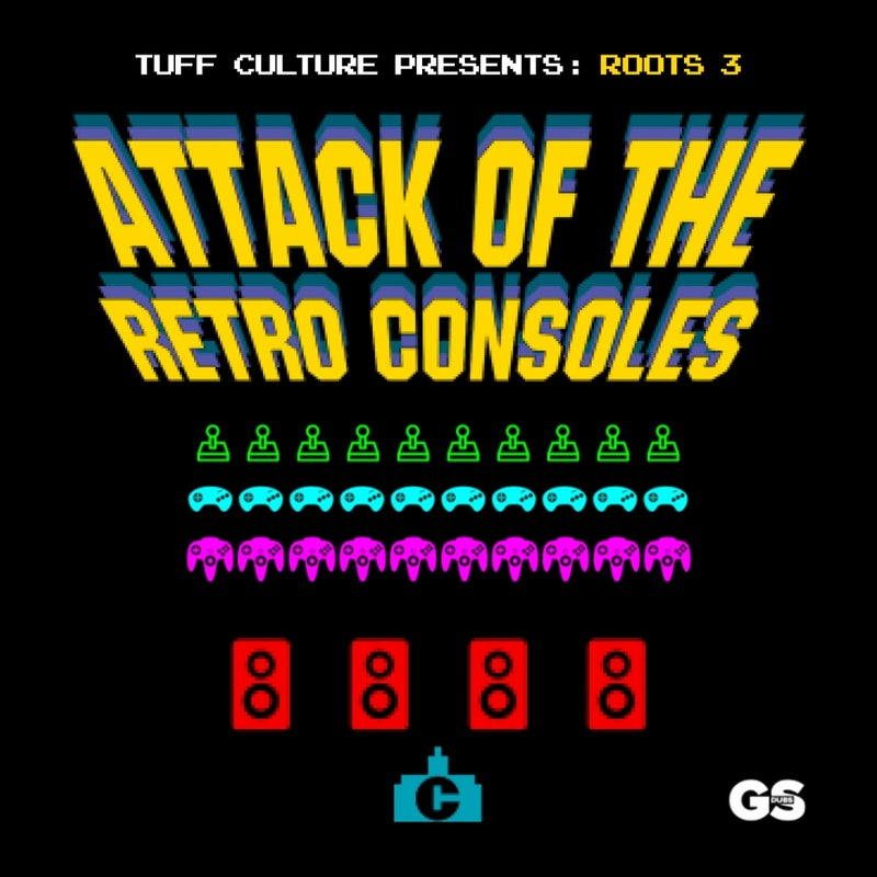 Roots 3: Attack of the Retro Consoles