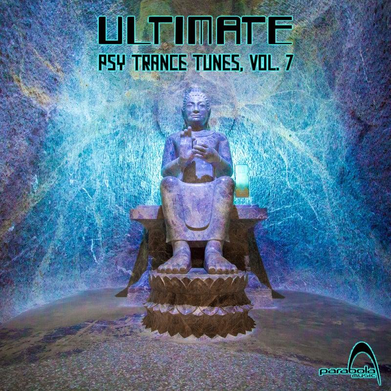 Ultimate Psy Trance Tunes, Vol. 7