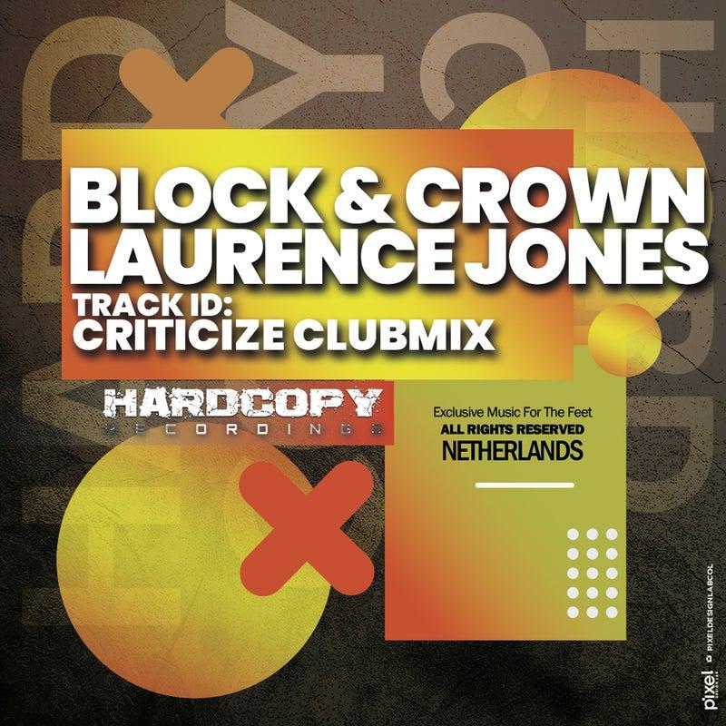 Criticize (Club Mix)