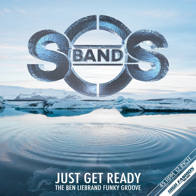 Just Get Ready - The Ben Liebrand Funky Groove Mix