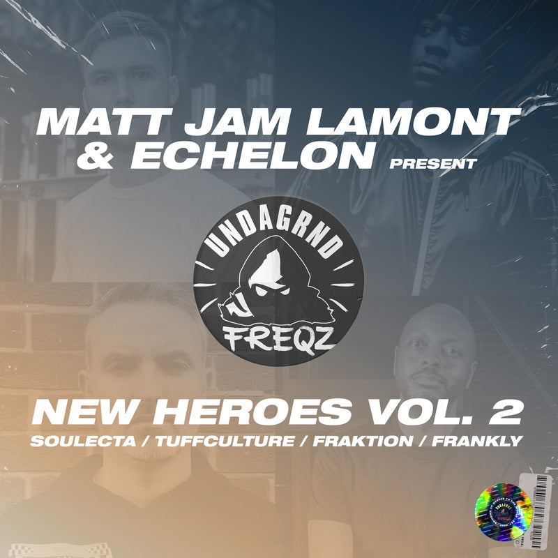 New Heroes, Vol. 2