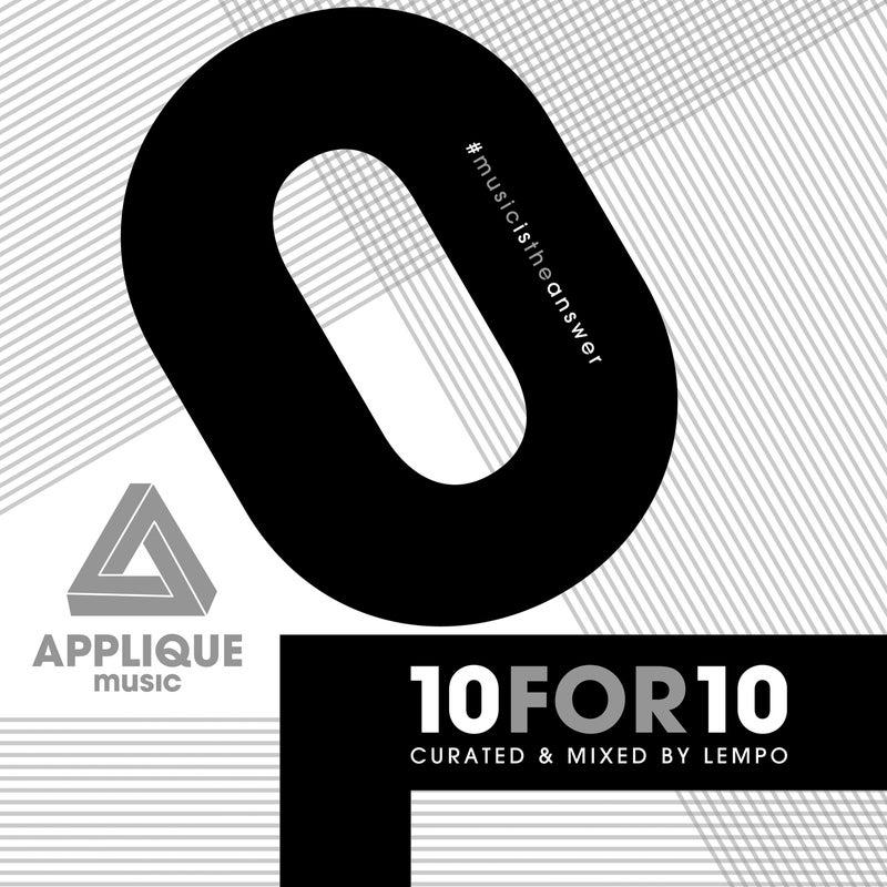 Applique Music 10FOR10