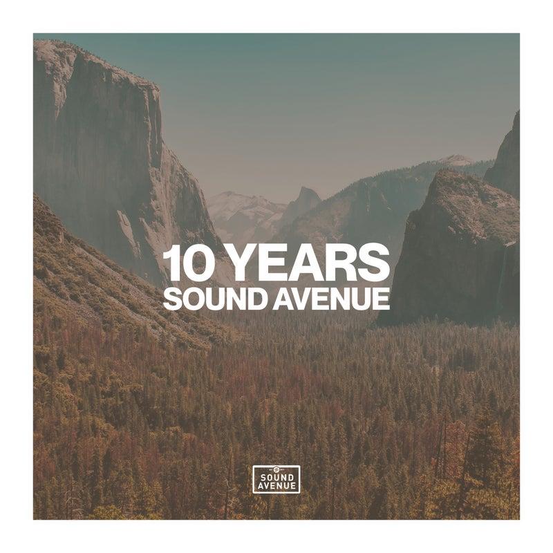 10 Years Sound Avenue