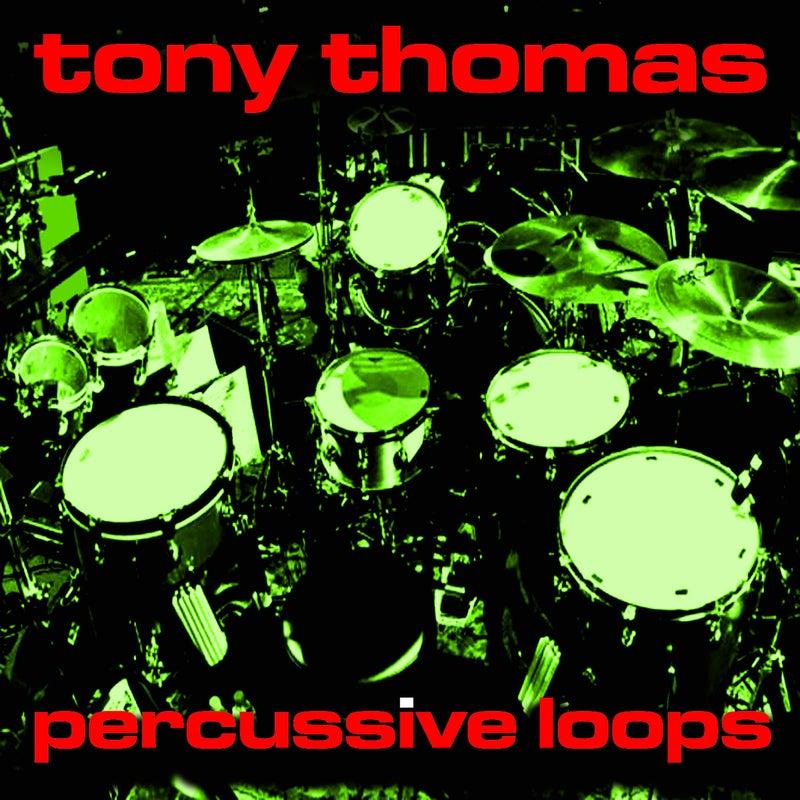 Percussive Loops Vol 11