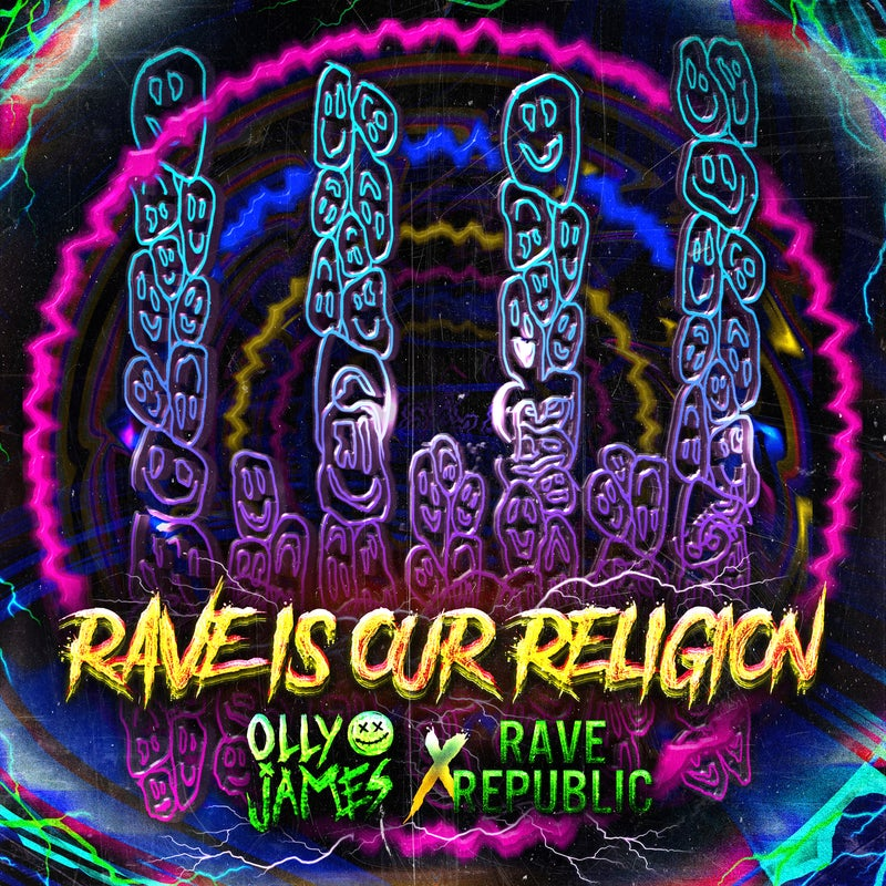 Rave Is Our Religion