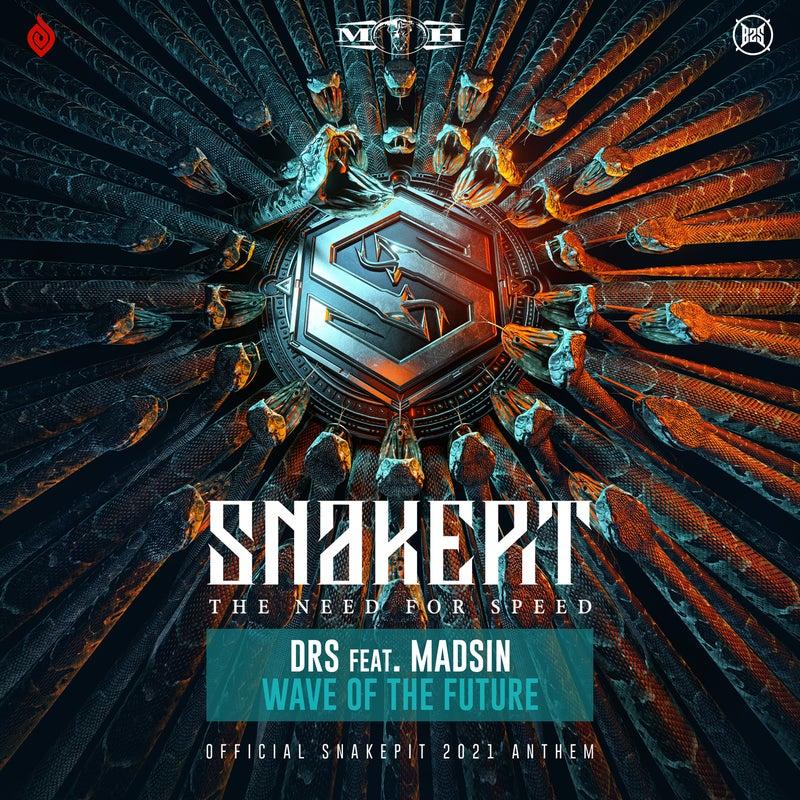 Wave Of The Future - Official Snakepit 2021 Anthem